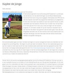 Golf open 2